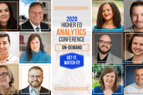 2020 Higher Ed Analytics Conference