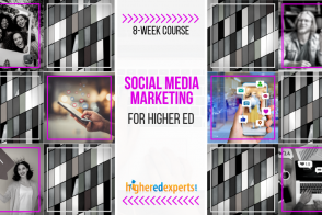 Higher Ed Social Media Marketing