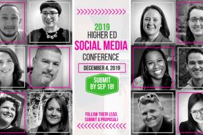 2019 Higher Ed Social Media Conference
