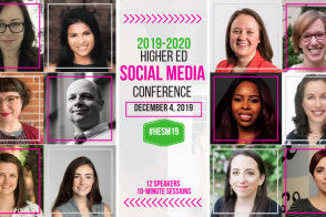 2019 Higher Ed Social Media Conference