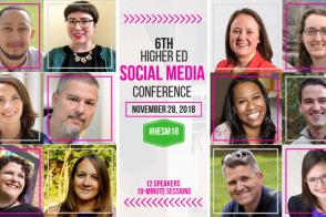 Higher Ed Social Media Conference