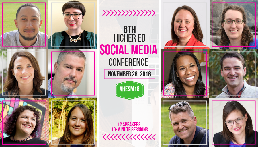 Higher Ed Social Media Conference