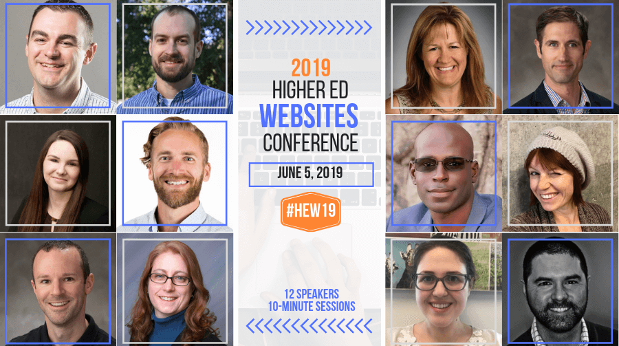 2019 Higher Ed Websites Conference (1)