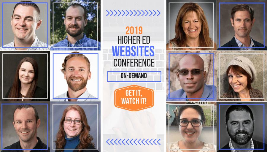 Higher Ed WEBSITES Conference