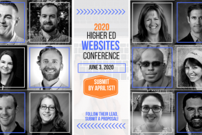 2020 Higher Ed Websites Conference