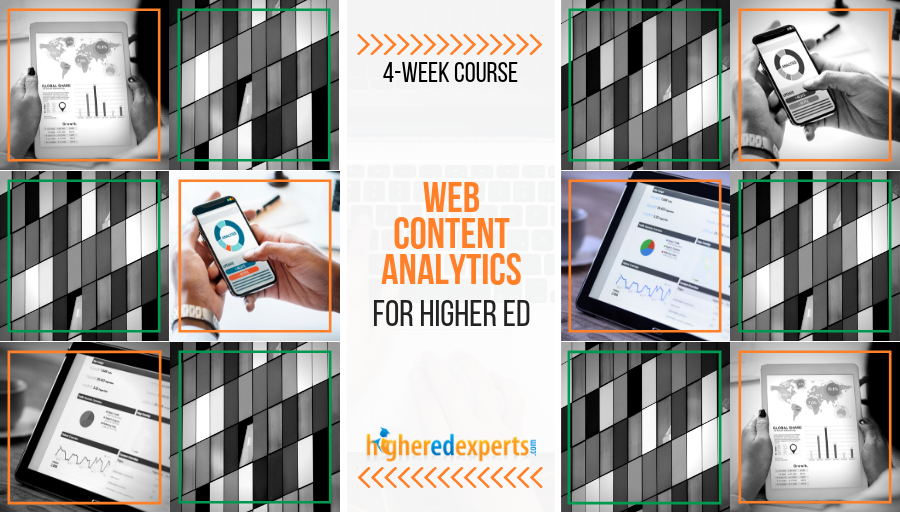 Content Analytics for Higher Ed Course