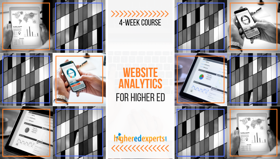 Web Analytics for Higher Ed Course