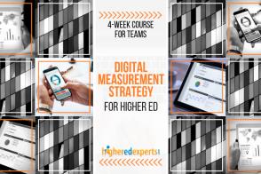 Higher Ed Digital Marketing Measurement Strategy