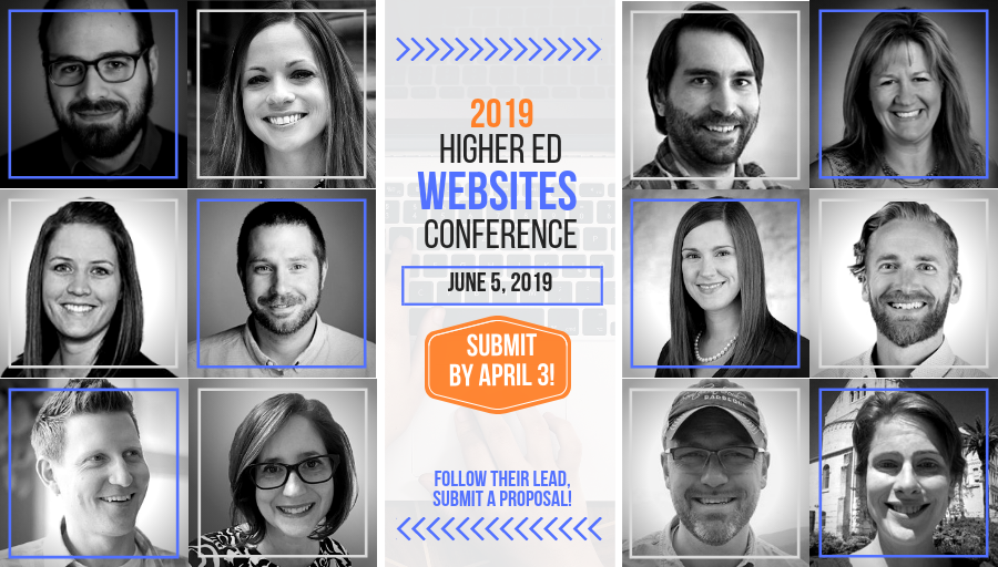 Higher Ed WEBSITES Conference