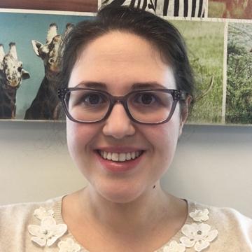 Higher ed web talks with Elizabeth Gray,  Web Developer – Purdue University