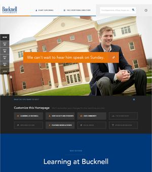 Bucknell Desktop