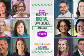 Higher Ed Digital Conference 2020