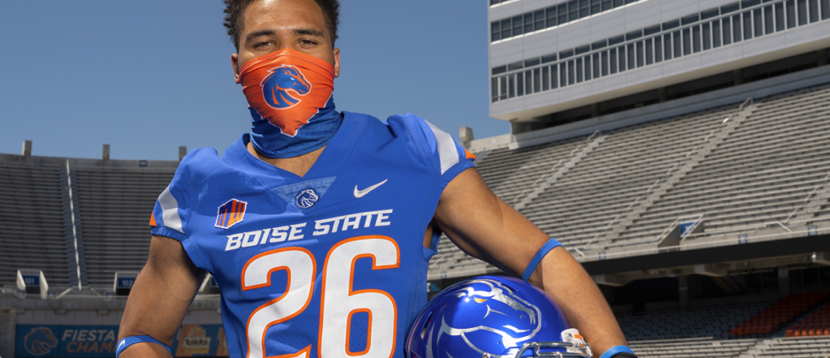 Boise State Masks